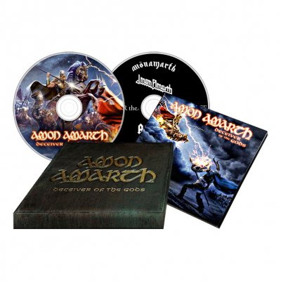 Amon Amarth - Deceiver Of The Gods | CD Box
