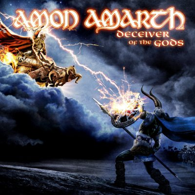 Amon Amarth - Deceiver Of The Gods | CD