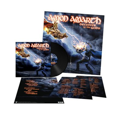 Amon Amarth - Deceiver Of The Gods | 180g Black Vinyl