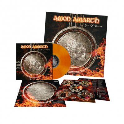 Amon Amarth - Fate Of Norns | Orange Vinyl
