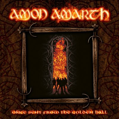 Amon Amarth - Once Sent From The Golden Hall | CD