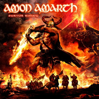 Amon Amarth - Surtur Rising | CD