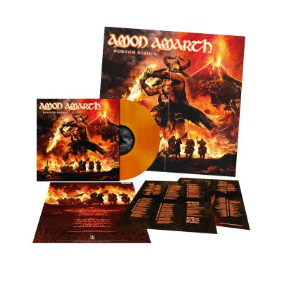 Amon Amarth - Surtur Rising | Orange Vinyl