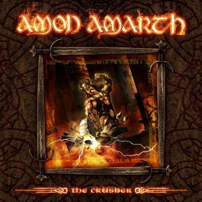 Amon Amarth - The Crusher | CD