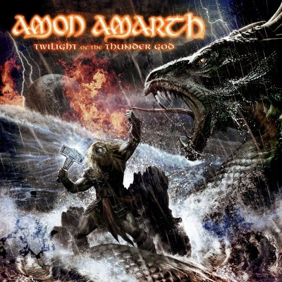 Amon Amarth - Twilight Of The Thunder God | CD