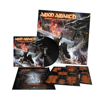 metal-blade - Twilight Of The Thunder God | 180g Black Vinyl