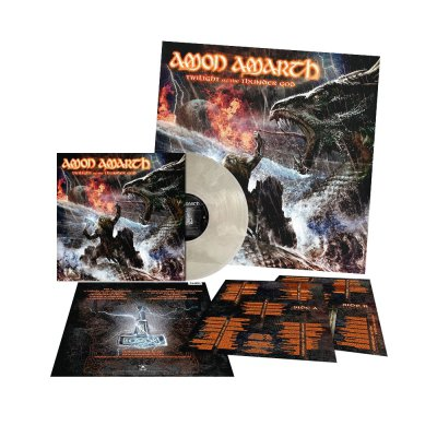 shop - Twilight Of The Thunder God | Clear Vinyl