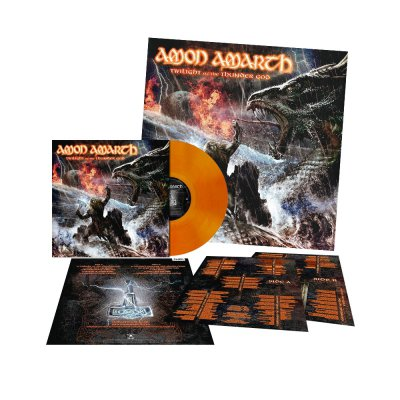 Amon Amarth - Twilight Of The Thunder God | Orange Vinyl