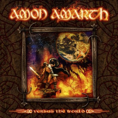 Amon Amarth - Versus The World | CD