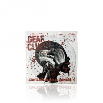Deaf Club - Contemporary Sickness | Printed 7 Inch