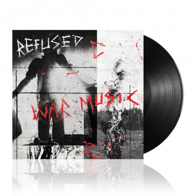 Refused - War Music | Black Vinyl