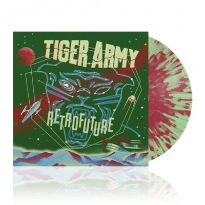 Tiger Army - Retrofuture | Satellite Vinyl