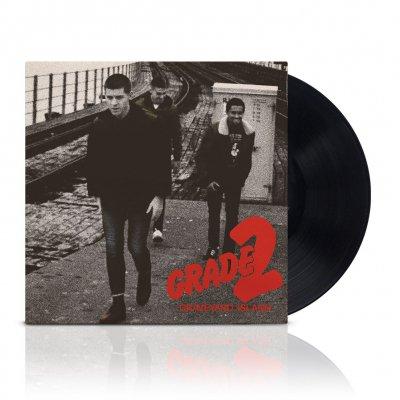 Grade 2 - Graveyard Island | Black Vinyl