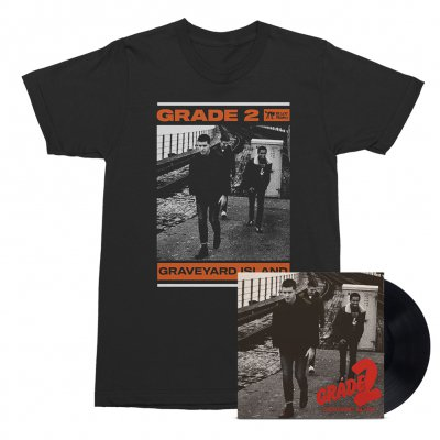 shop - Graveyard Island | Black Vinyl + T-Shirt Bundle