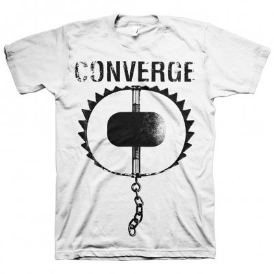 converge - The Trap White | T-Shirt