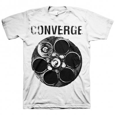 converge - The Chamber White | T-Shirt