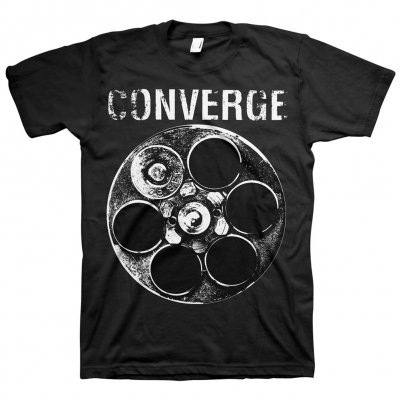 converge - The Chamber Black | T-Shirt