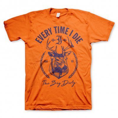 every-time-i-die - The Big Dirty | T-Shirt