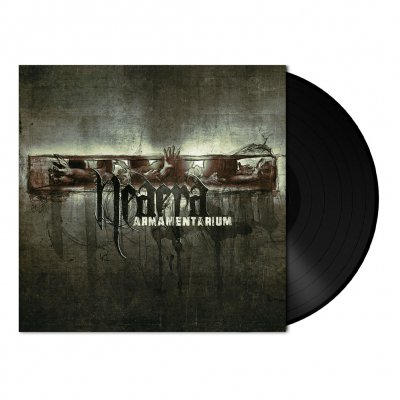 shop - Armamentarium | 180g Black Vinyl