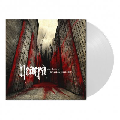 Omnicide - Creation Unleashed | White Vinyl