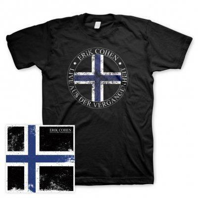 Erik Cohen - Live aus der Vergangenheit | CD + T-Shirt Bundle