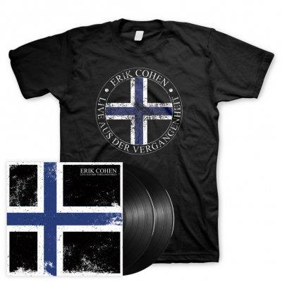 Erik Cohen - Live aus der Vergangenheit | LP + T-Shirt Bundle