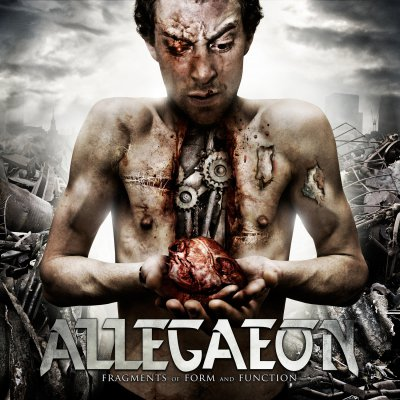 Allegaeon - Fragments Of Form & Function | CD
