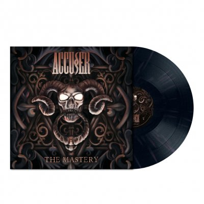 The Mastery | Black/Purple Splatter Vinyl