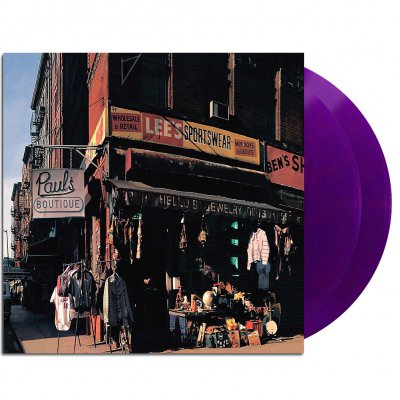 Beastie Boys - Paul's Boutique | 2x180g Violet Vinyl