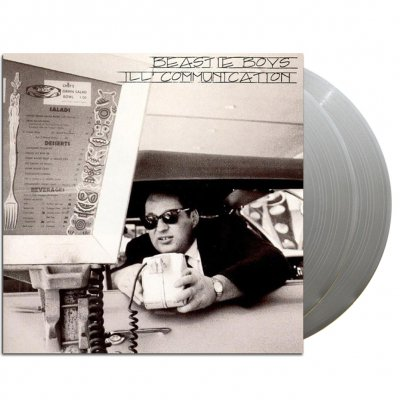 shop - Ill Communication | 2x180g Silver Vinyl