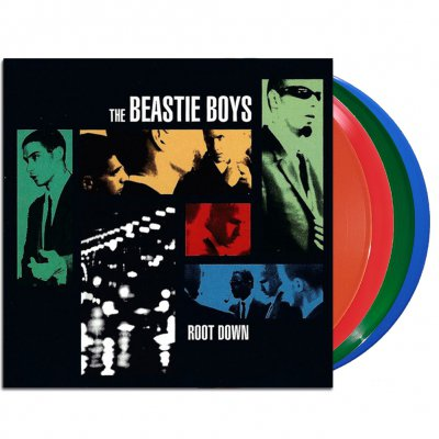beastie-boys - Root Down | 180g Random Colored Vinyl