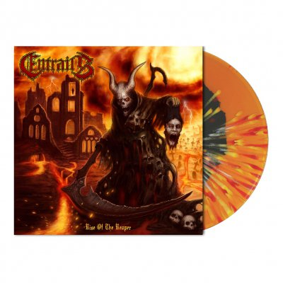 Entrails - Rise Of The Reaper | Multi-Color Splatter Vinyl