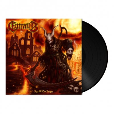Entrails - Rise Of The Reaper | 180g Black Vinyl