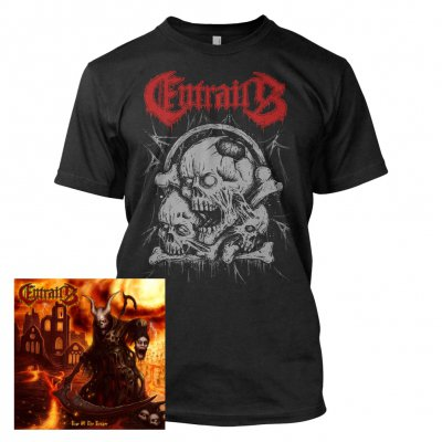 Entrails - Rise Of The Reaper | Ltd. DIGI-CD Bundle