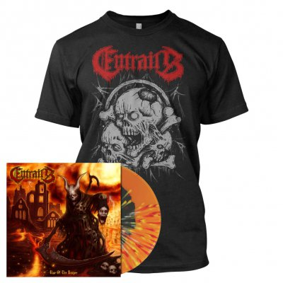 Entrails - Rise Of The Reaper | Multi-Color Splatter Vinyl Bundle