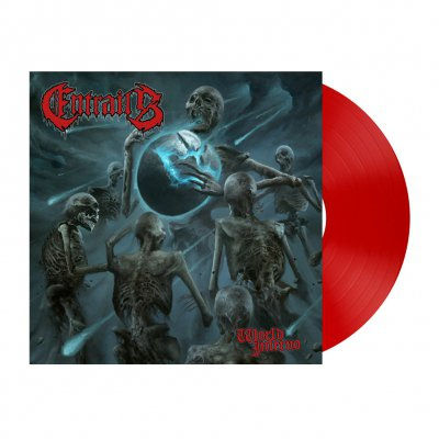 Entrails - World Inferno |Blood Red Vinyl