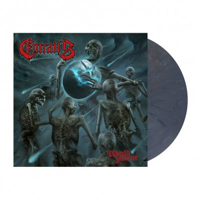 World Inferno |Blue/Grey Marbled Vinyl