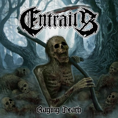 Entrails - Raging Death | CD