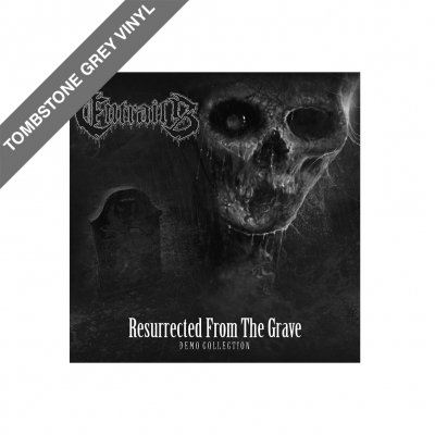 Entrails - Resurrected From The Grave | 2xTombstone Grey Viny