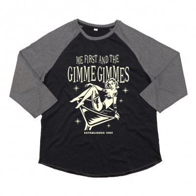 Me First And The Gimme Gimmes - Martini Girl | Baseball Longsleeve