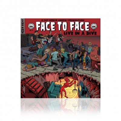 face-to-face - Live In A Dive | CD
