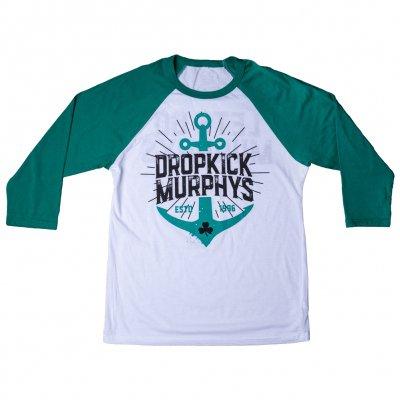 dropkick-murphys - Anchor Admat | Baseball Longsleeve