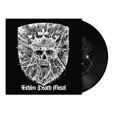 Lik - Stockholm Death Metal | Black 7 Inch