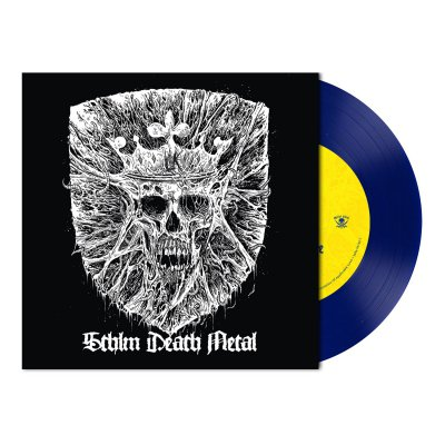 Lik - Stockholm Death Metal | Blue 7 Inch