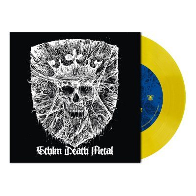 Lik - Stockholm Death Metal | Yellow 7 Inch