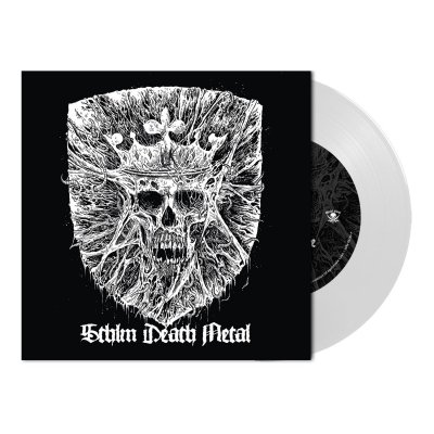 Lik - Stockholm Death Metal | White 7 Inch