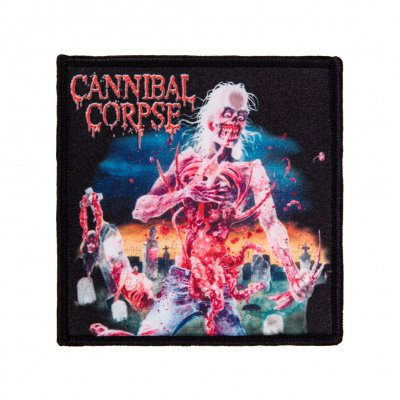 cannibal-corpse - Eaten Back To Life | Patch