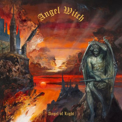 Angel Witch - Angel Of Light | DIGI-CD