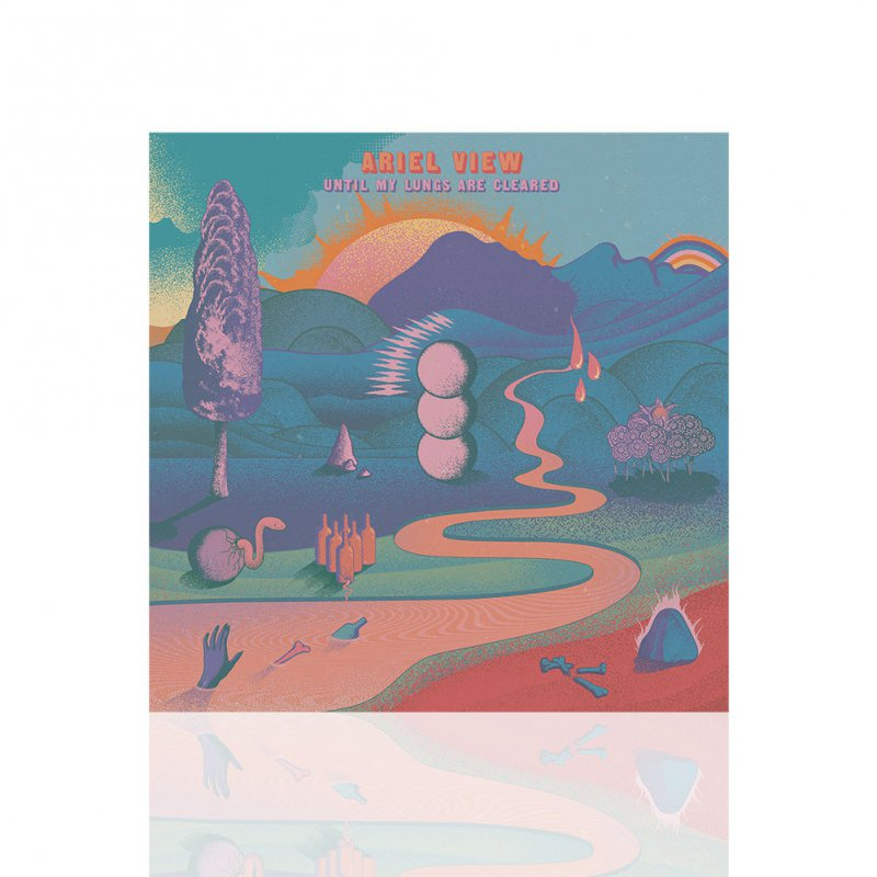 Ariel View - Until My Lungs Are Cleared | CD