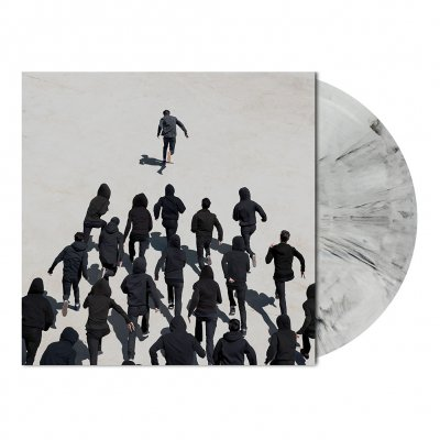 shop - Seeds Of Change | Grey/Black Marbled Vinyl